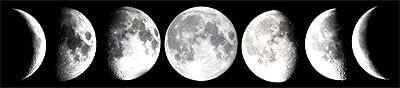 moon phrases